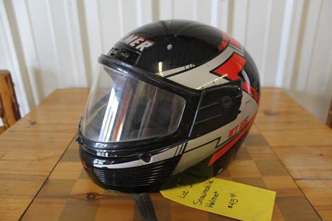 Fulmer snowmobile helmet for sale at Buck's Toys & Tires in Isanti MN
