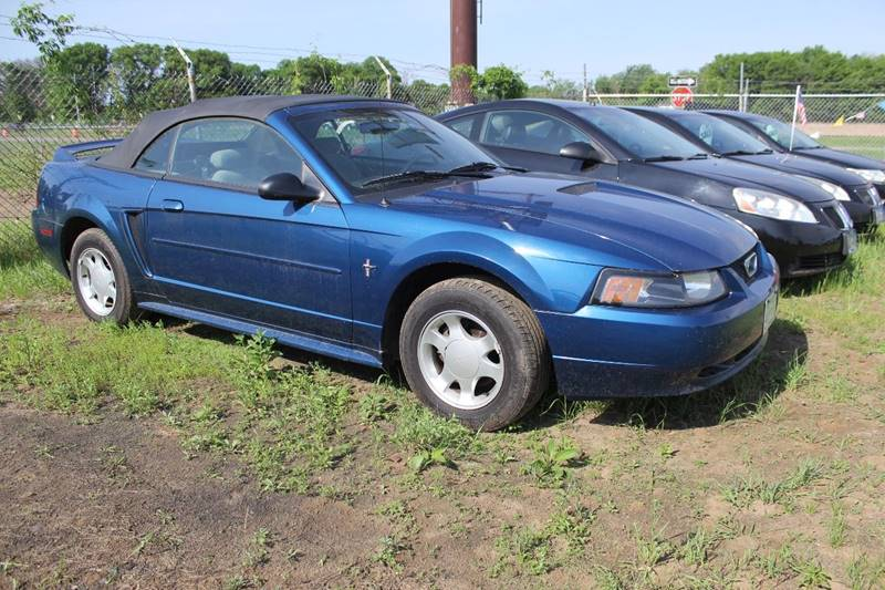 2000 Ford Mustang for sale at Buck's Toys & Tires in Isanti MN