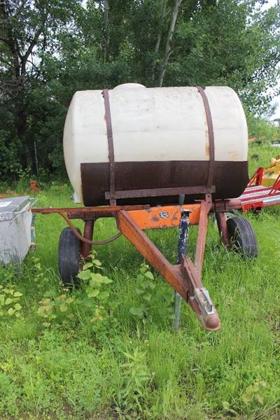 2018 Water Tank with Trailer for sale at Buck's Toys & Tires in Isanti MN