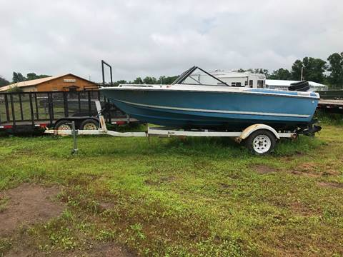 1978 Scrap  Boat  for sale at Buck's Toys & Tires in Isanti MN