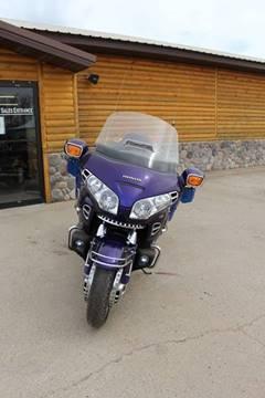 2003 Honda Goldwing for sale in Isanti, MN