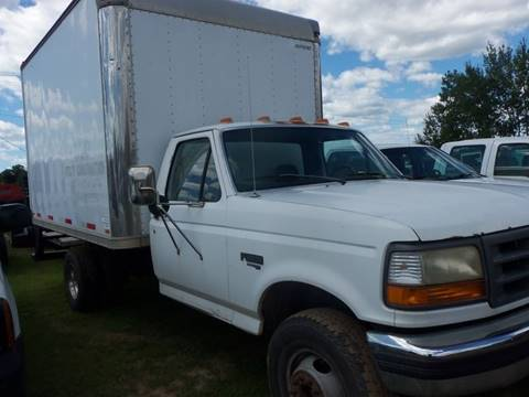 1997 Ford F-450 Super Duty for sale in Isanti, MN