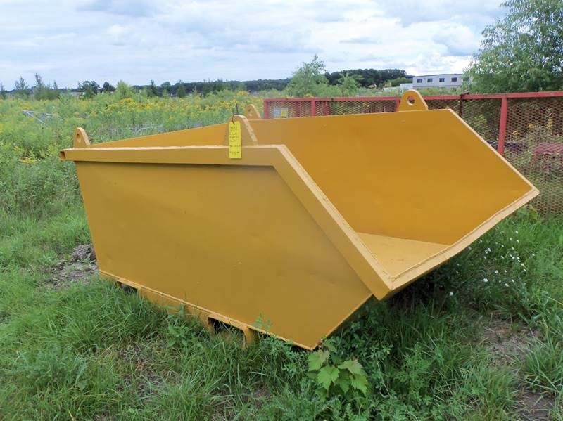 "2017 Unknown  Concrete Hopper 62""x 9'     3.82 cubic yard  - Isanti MN"
