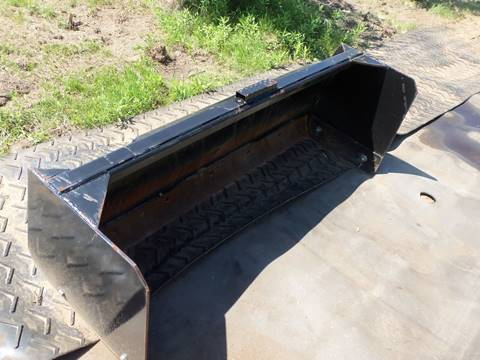 2017 Skid Steer Box Blade for sale at Buck's Toys & Tires in Isanti MN