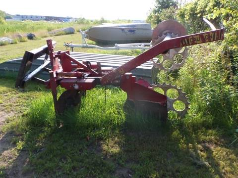 2017 Tommy-Silt Fence plow