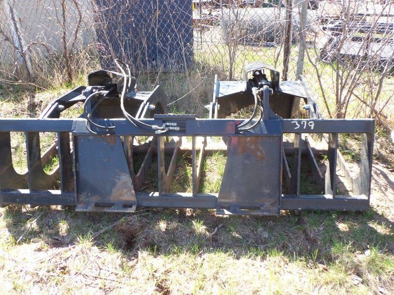 2017 Stout Root Grapple for Skid Steer  - Isanti MN