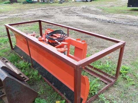 2017 Skids Steer Dozer Blade 7ft