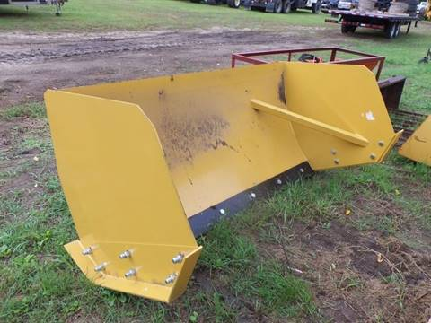 2017 Snow Pusher 6 ft for Skid Steer