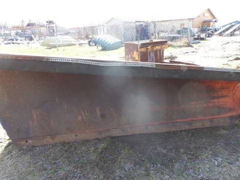 2017 Wausau TBA2846 Snowplow