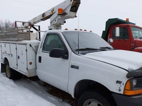 1999 Ford F-450 Super Duty for sale in Isanti, MN