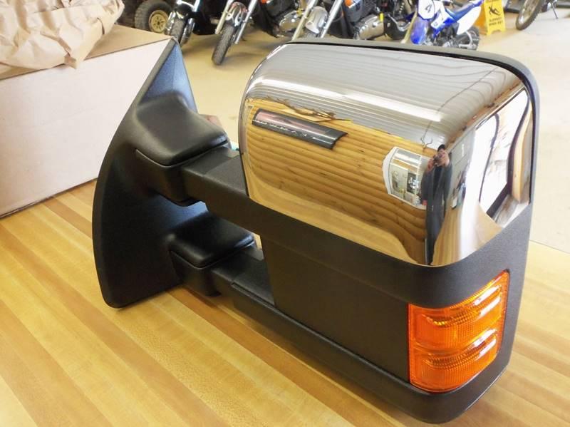 2008 Ford F350 Mirror  - Isanti MN