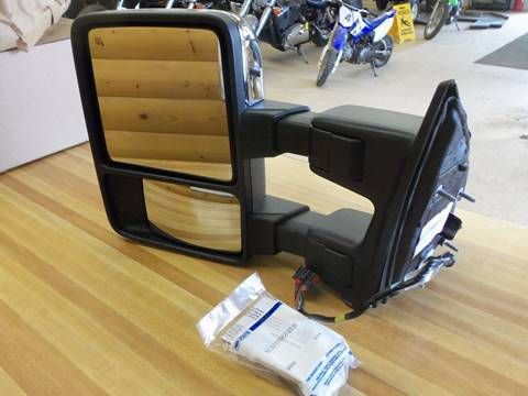 2008 Ford F350 Mirror for sale at Buck's Toys & Tires in Isanti MN