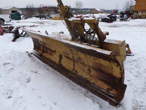 2017 Cat Snowplow for sale at Buck's Toys & Tires in Isanti MN