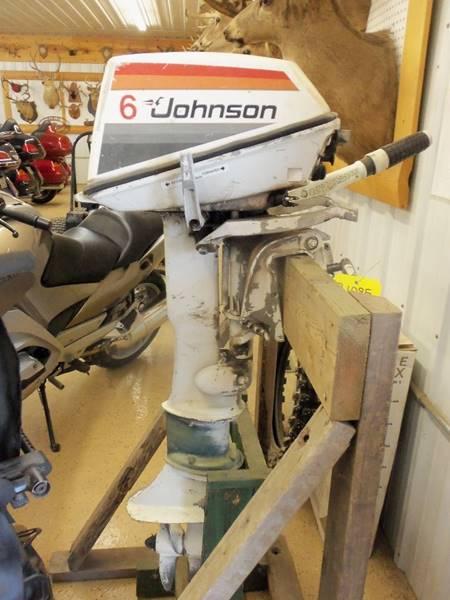 1973 Johnson Seahorse 6 HP Long Shaft  - Isanti MN