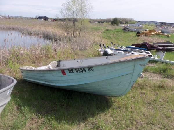 1980 Starcraft 14ft for sale at Buck's Toys & Tires in Isanti MN