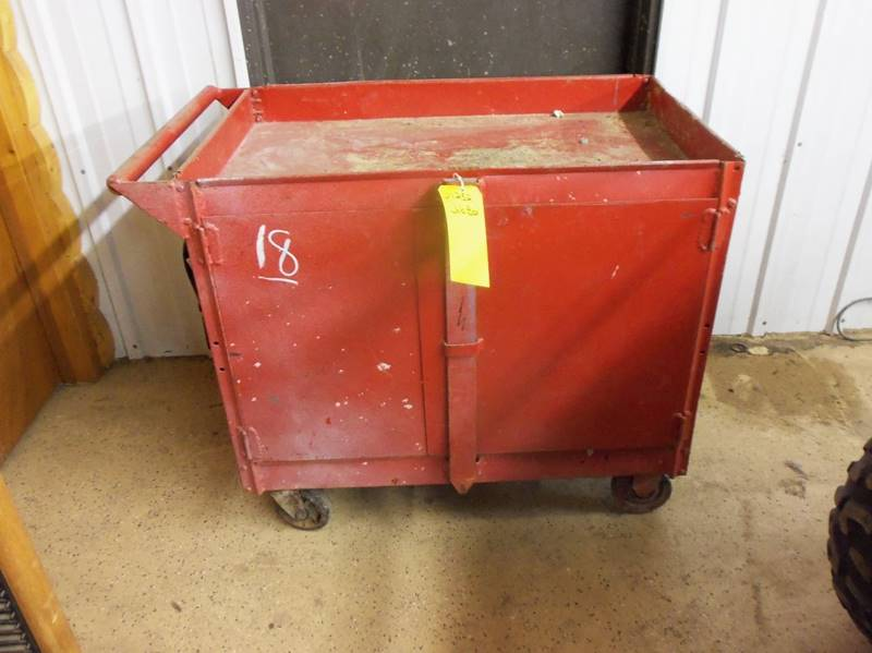 -1 Homemade Job Box  - Isanti MN