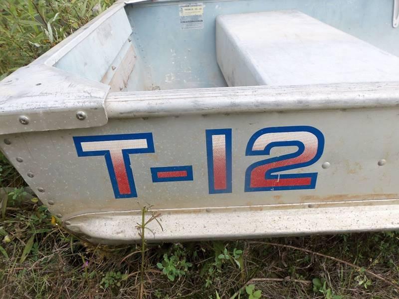 1982 Alumacraft 12T  - Isanti MN