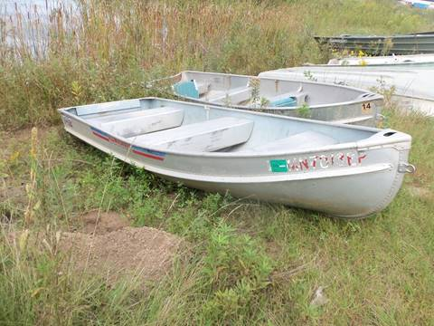 1982 Alumacraft 12T for sale in Isanti, MN