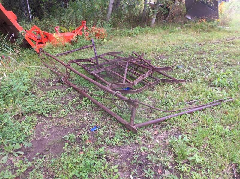 2017 Homemade Harrow Drag 10 ft for sale at Buck's Toys & Tires in Isanti MN