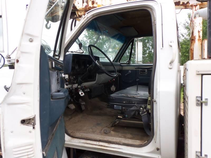 1987 Chevrolet C70 Boom Truck  - Isanti MN