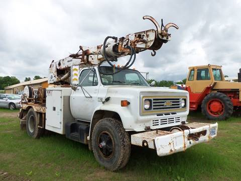 1987 Chevrolet C70 Boom Truck for sale at Buck's Toys & Tires in Isanti MN