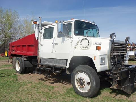 1988 Ford L8000 for sale in Isanti, MN