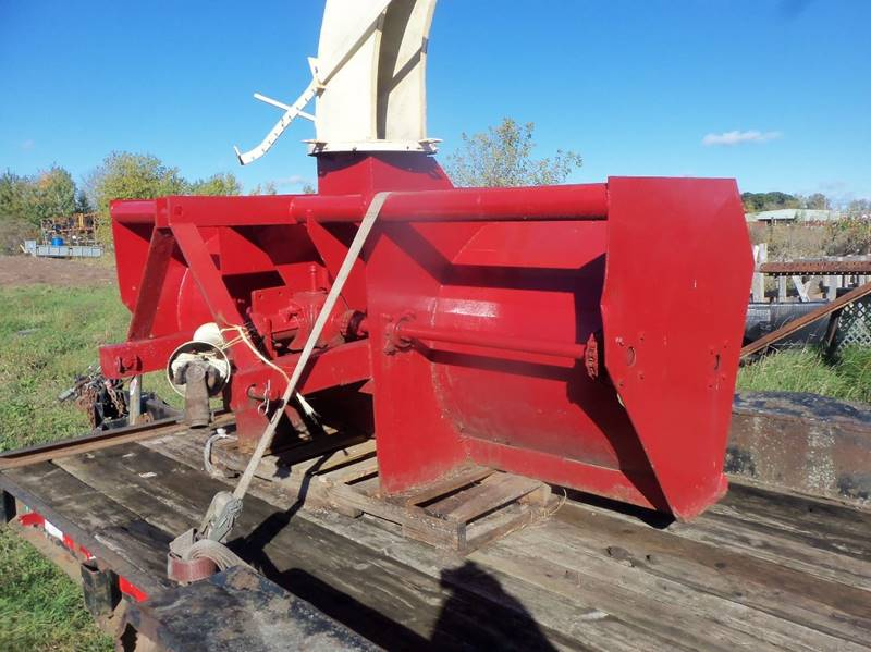 1979 Lundell 3 Pt Snowblower In Isanti MN - Buck's Toys & Tires