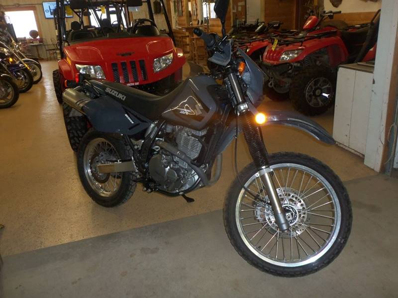 2012 Suzuki DR650 for sale at Buck's Toys & Tires in Isanti MN