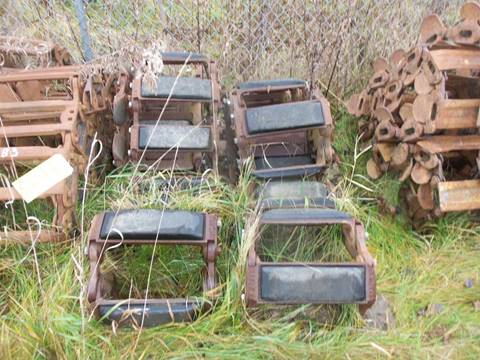 Homemade Skid Steer tracks for sale in Isanti, MN