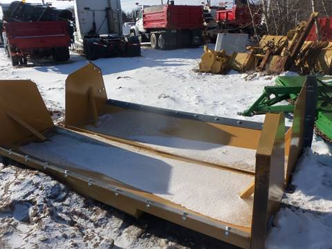 2017 Homemade Snow pusher 10 ft skid steer for sale in Isanti, MN