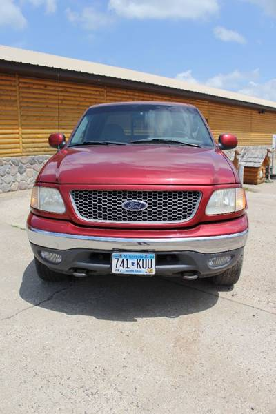 1999 Ford F-150 4dr XLT 4WD Extended Cab SB - Isanti MN