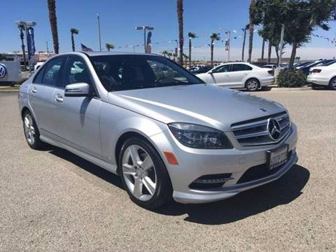 2011 Mercedes-Benz C-Class for sale in Palmdale, CA