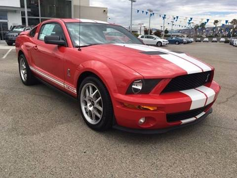 2007 Ford Shelby GT500 for sale in Palmdale, CA