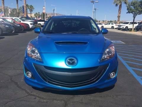 2010 Mazda MAZDASPEED3 for sale in Palmdale, CA