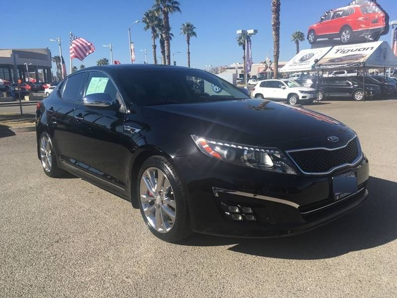 2014 Kia Optima SXL Turbo 4dr Sedan   Palmdale CA