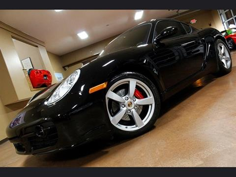 2008 Porsche Cayman for sale in North Canton, OH