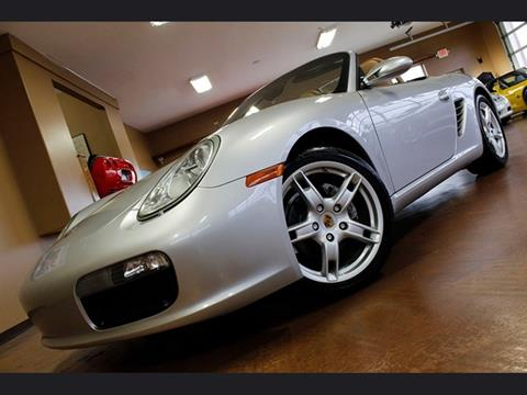 2008 Porsche Boxster for sale in North Canton, OH