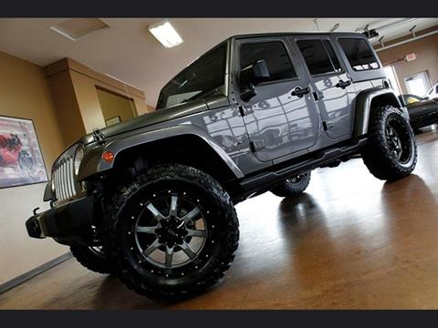 2018 Jeep Wrangler Unlimited for sale in North Canton, OH