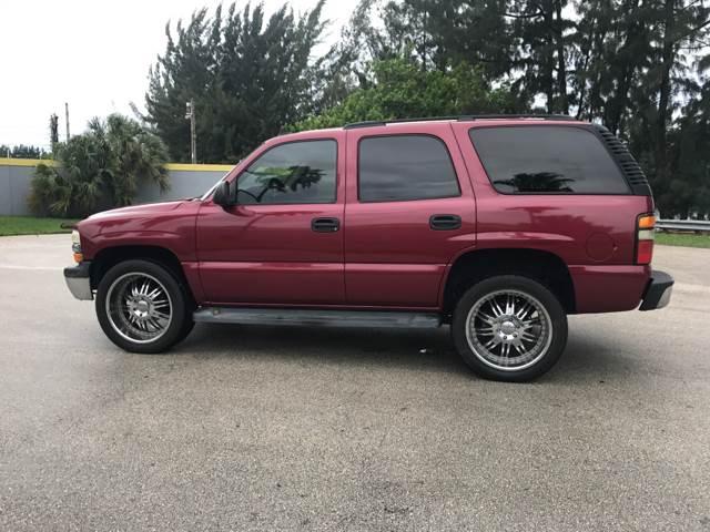 2006 Chevrolet Tahoe LS 4dr SUV - Davie FL