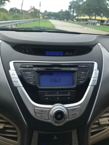 2011 Hyundai Elantra Limited 4dr Sedan - Davie FL