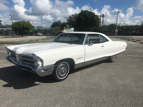1965 Pontiac Bonniville for sale in Davie, FL
