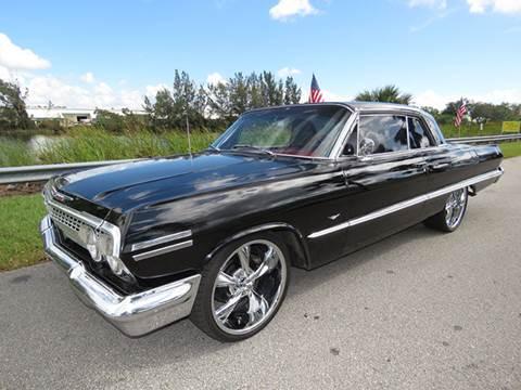 1963 Chevrolet Impala for sale in Davie, FL