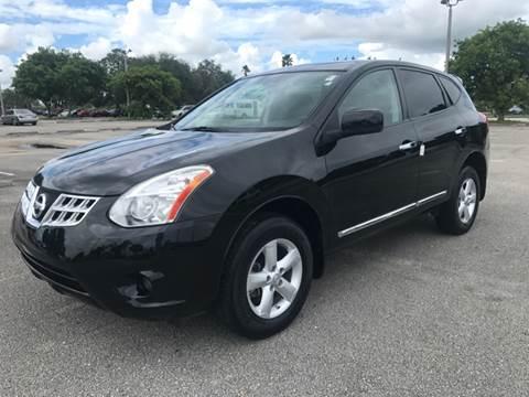 2013 Nissan Rogue for sale in Davie, FL