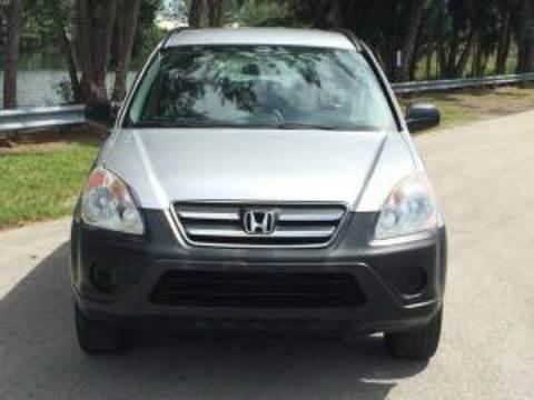 2006 Honda CR-V for sale in Davie, FL