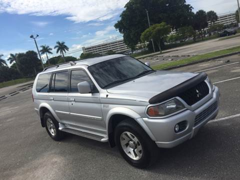 2003 Mitsubishi Montero Sport for sale in Davie, FL