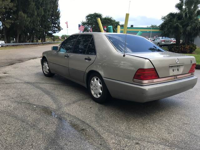 1992 Mercedes-Benz 400-Class 400 SE 4dr Sedan - Davie FL