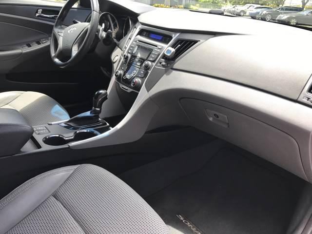 2013 Hyundai Sonata Limited 4dr Sedan - Davie FL
