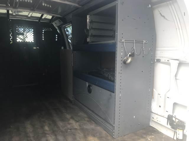 2012 Ford E-Series Cargo E-150 3dr Cargo Van - Davie FL
