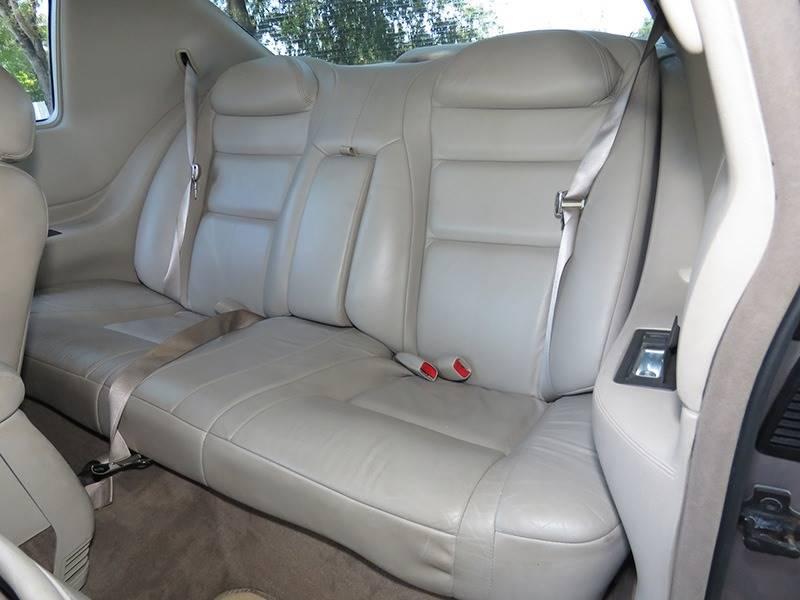 1998 Cadillac Eldorado 2dr Coupe - Davie FL