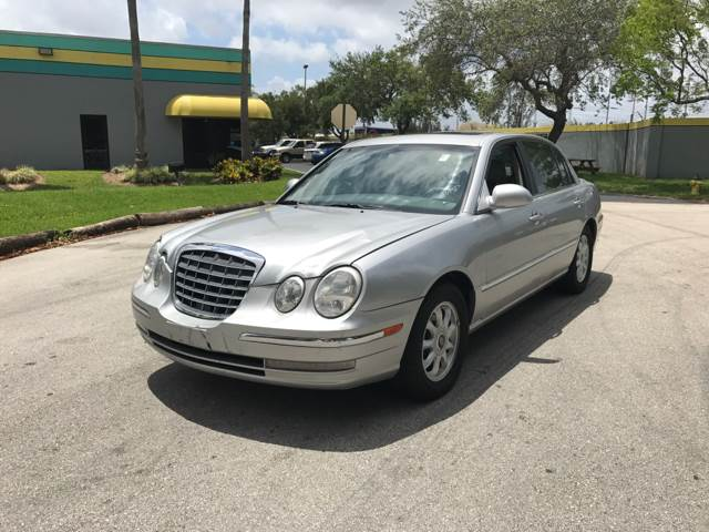 2004 Kia Amanti 4dr Sedan - Davie FL